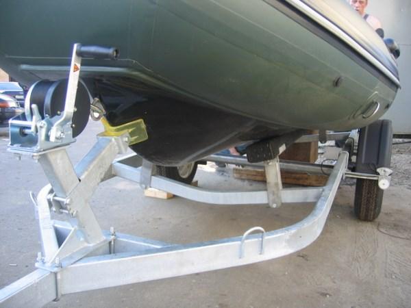 как перевозить мотор на транце лодки пвх