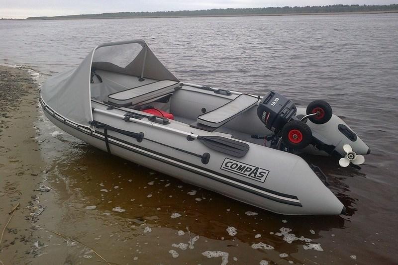 купить лодку пвх компас в новосибирске