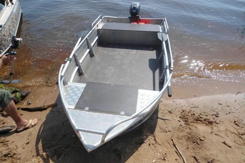 купить лодку фибербот