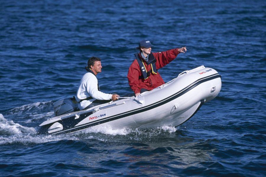 Надувные лодки honwave