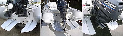 как устранить прохваты лодочного мотора