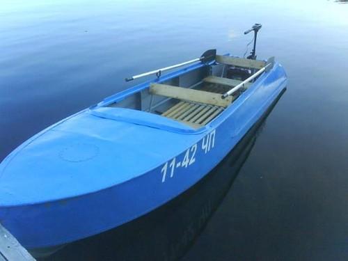 как определить какая лодка