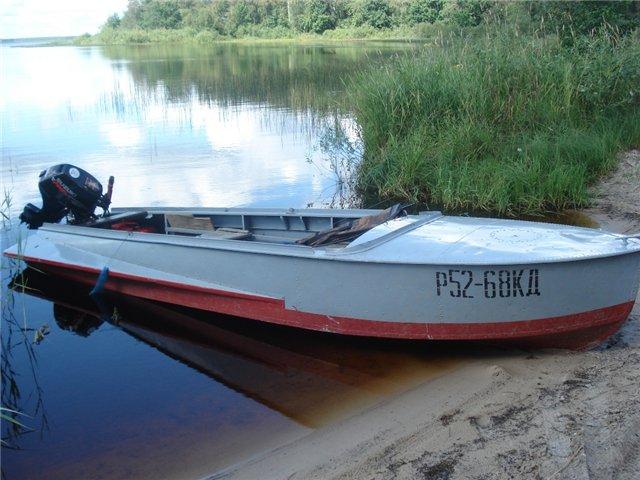 лодки ока казанка
