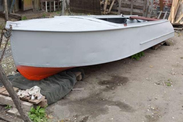 колеса на лодку казанка