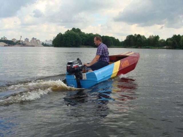 моторная лодка романтика характеристика