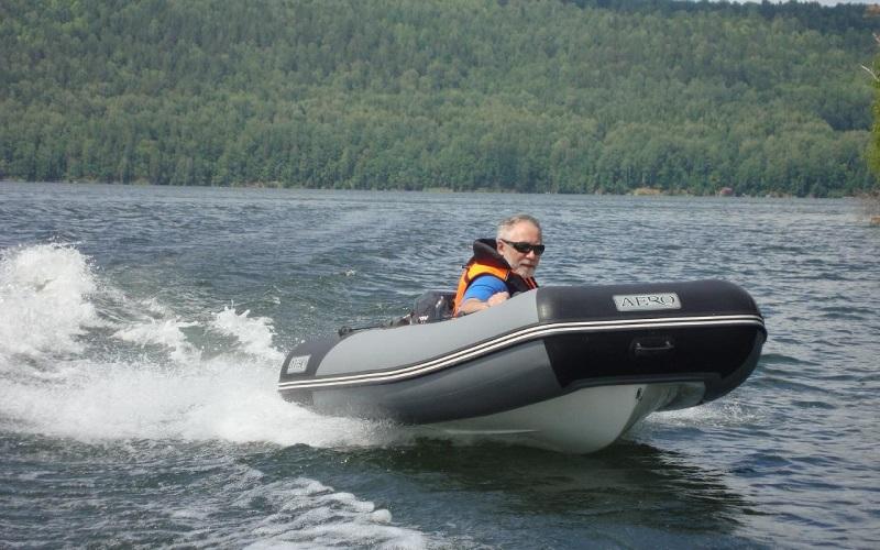 лодки rib aero