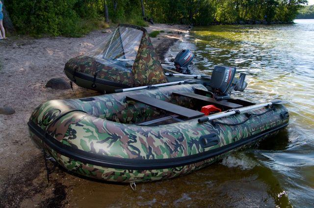 лодки нордик пвх