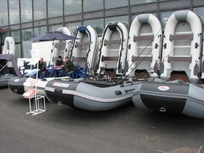 какие лодки делают в спб