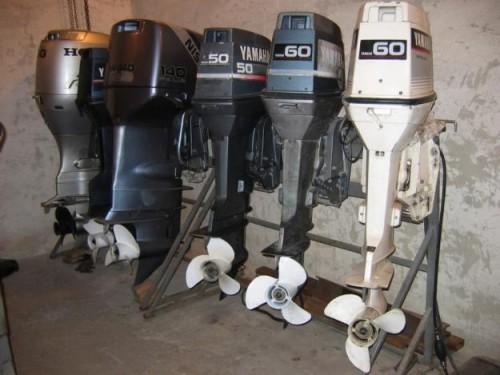 лодочные моторы и цены на них в кемерово