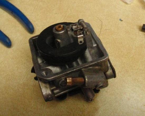 карбюратор мембранного типа лодочного мотора купить