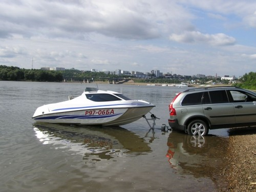 лодки спуск на воду