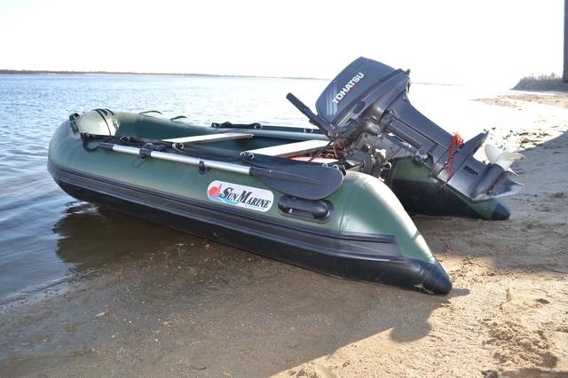 стоимость лодки сан марин