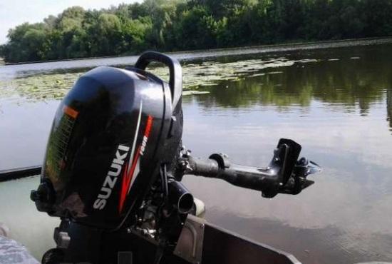 голова на лодочный мотор сузуки 2.5 ремонт