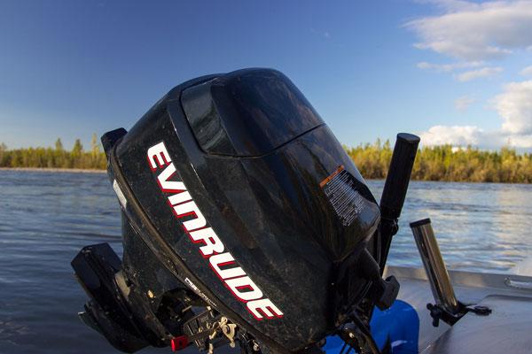 лодочный мотор эвинруд 15 двухтактный