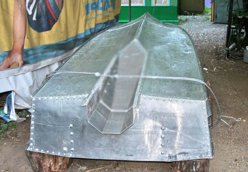 тоннель чтобы винта во  лодке