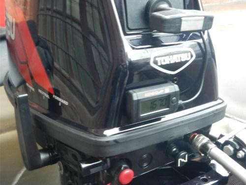Как сделать тахометр для лодочного мотора