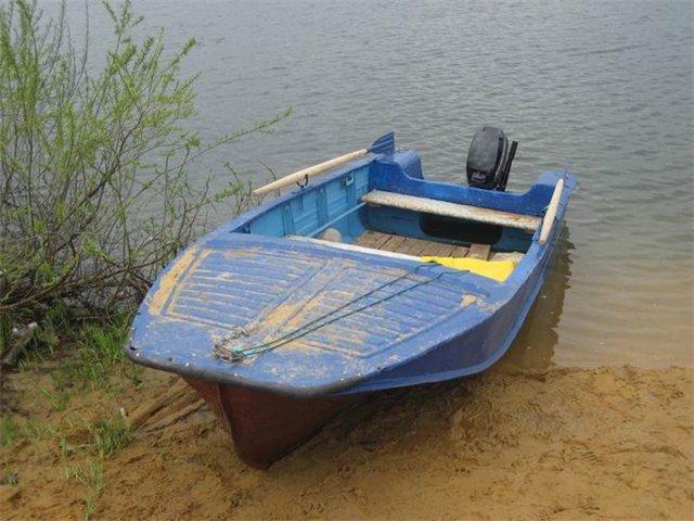 выбираем металлическую лодку