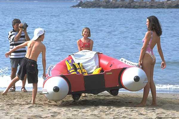 надувные лодки французские
