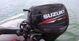 Suzuki DF 9,9 - фото 2