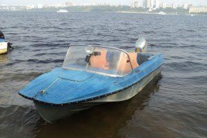 """Моторная лодка """"Казанка-5М3"""" Фото-1"""