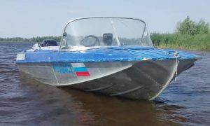 """Моторная лодка """"Казанка-5М4"""" Фото-3"""