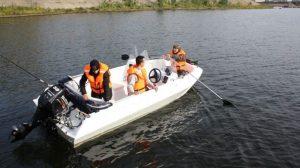 """Моторная лодка """"Казанка-5М7"""" Фото-1"""