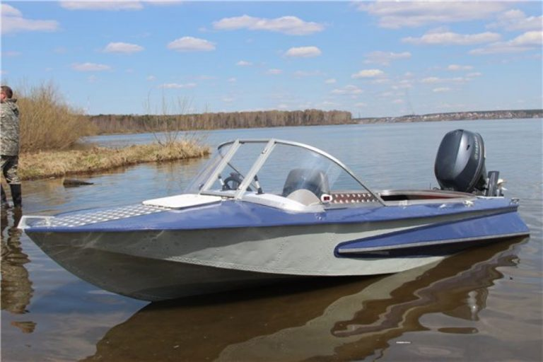 моторная лодка обь фото внедорожный