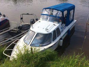 """Моторная лодка """"Обь-4"""" Фото-1"""