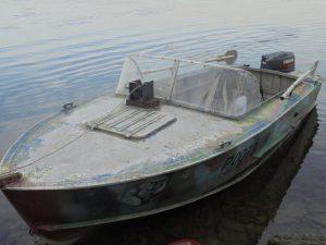 """Моторная лодка """"Прогресс-2М"""" Фото-1"""