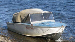 """Моторная лодка """"Прогресс-4"""" Фото-1"""