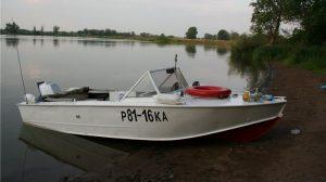 """Моторная лодка """"Прогресс-4"""" Фото-3"""