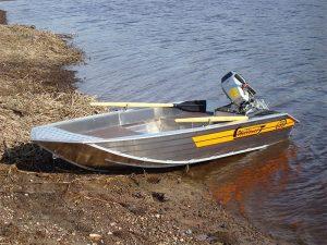 Лодка Вельбот-33, фото-1