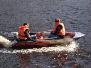 Лодка Вельбот-33, фото-3