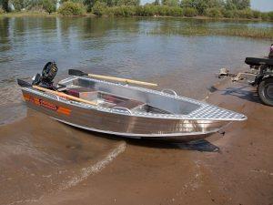 Лодка Вельбот-37, фото-1
