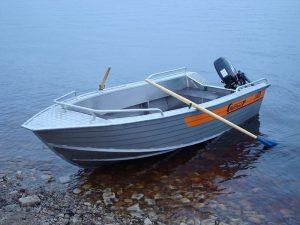 Лодка Вельбот-42, фото-1
