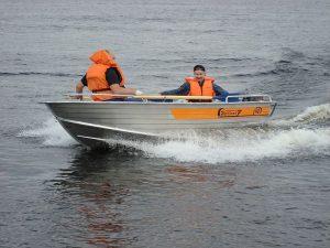 Лодка Вельбот-42, фото-2