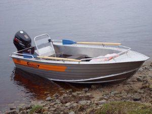 Лодка Вельбот-42, фото-3