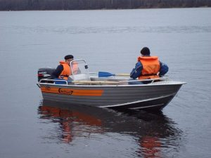 Лодка Вельбот-42, фото-5