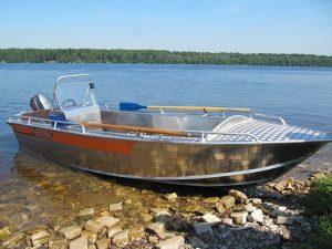 Лодка Вельбот-46, фото-1