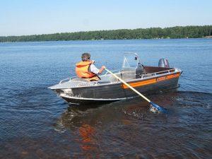 Лодка Вельбот-46, фото-2
