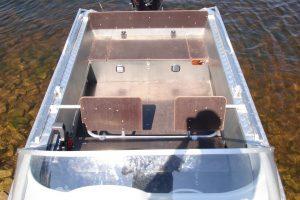 Лодка Вельбот-46, фото-4