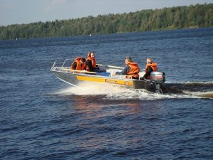 Лодка Вельбот-47, фото-4