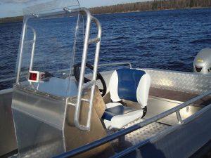 Лодка Вельбот-51CC, фото-2