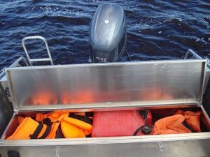 Лодка Вельбот-51CC, фото-3