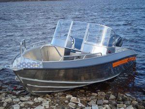 Лодка Вельбот-51DC, фото-1