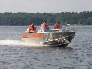 Лодка Вельбот-53DC, фото-1