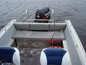 Лодка Вельбот-53DC, фото-3