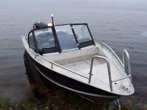 Лодка Вельбот-53Fish, фото-1