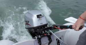 Тест 4-х тактных лодочных моторов 10 л.с.