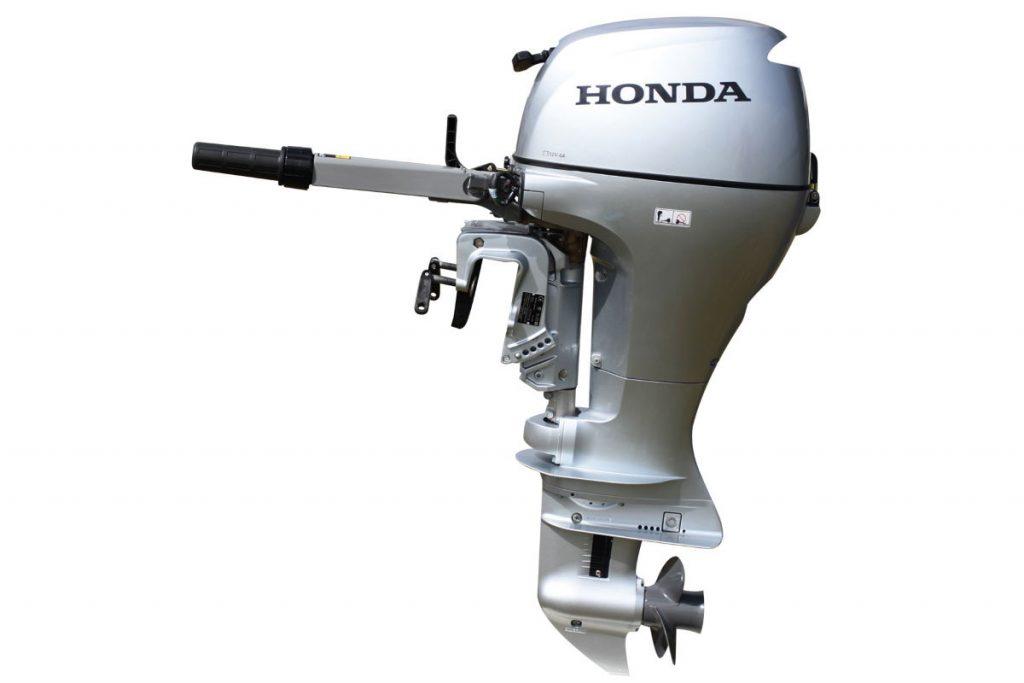 Четырехтактный лодочный мотор Honda BF10